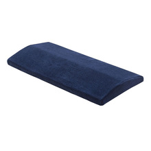 Подушка для поясницы с эффектом памяти, хлопок, домашняя подушка для поясницы, для ног, спальни, для сна, ортопедическая, прочная, облегчающая боль, медленно отскакивает, Современная