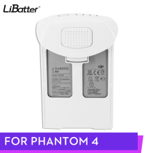 Brand Phantom 4 Battery P4A 4Pro Plus LiPo Intelligent Flight Battery 5200mAh High Capacity for DJI Phantom 4 Series Drone New цена 2017