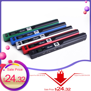 iScan Mini Portable Scanner 90