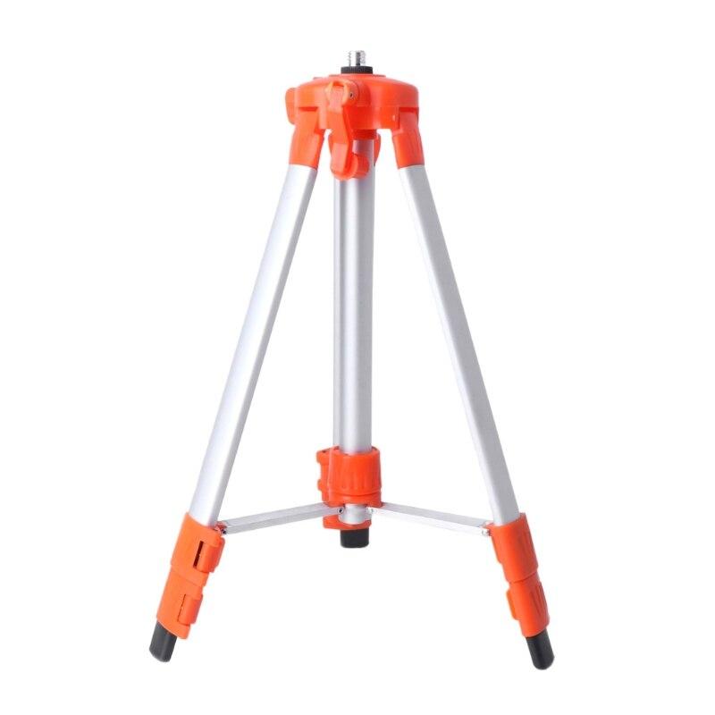 Support universel réglable de trépied d'alliage d'aluminium de 1.5 M/1.2 M pour le niveau d'air de Laser N84C