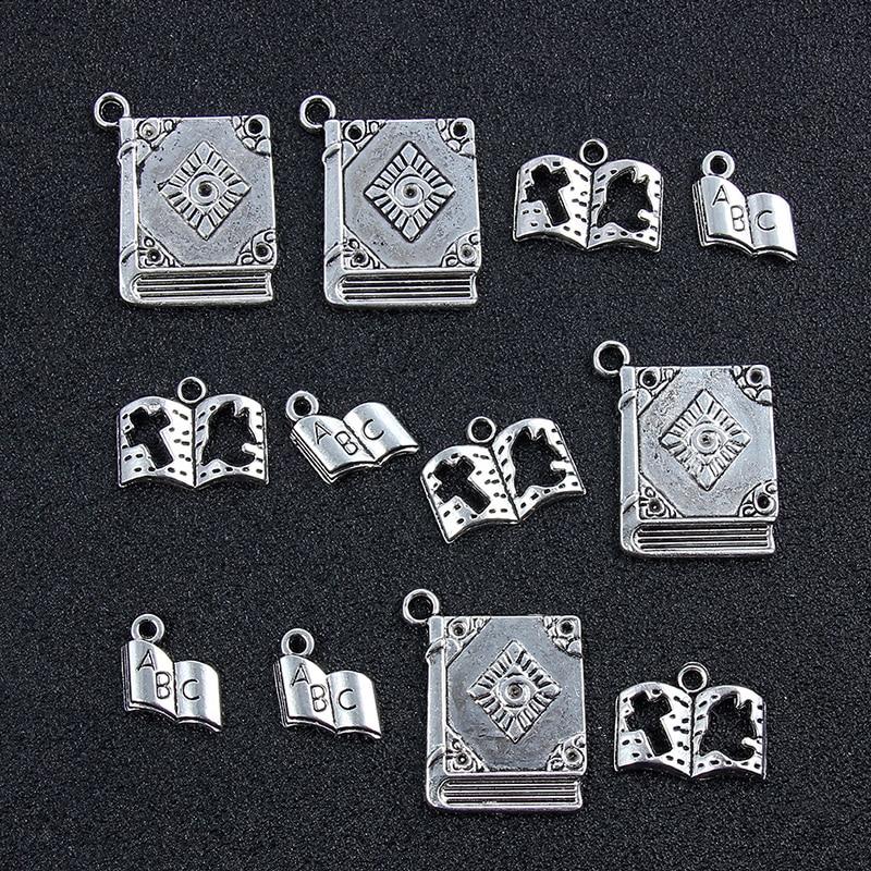 10 x Tibetan Silver Boy Pendant Charms
