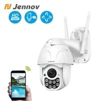 Jennov 1080P PTZ IP Camera Outdoor Dome Wireless Wifi Security Camera Two way Audio 2MP Yoosee CCTV Network Surveillance ONVIF
