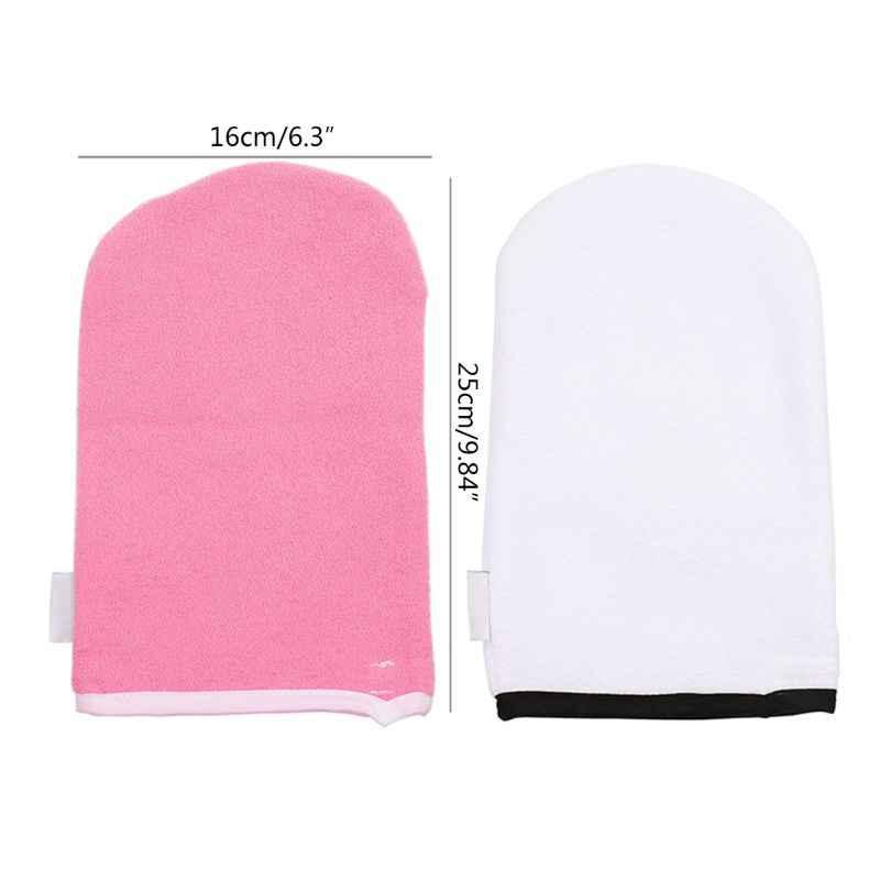 1 paar Paraffin Wachs Schutz Hand Maske Handschuhe Haut Feuchtigkeitsspendende Hülse Bleaching Peeling Schönheit Socken
