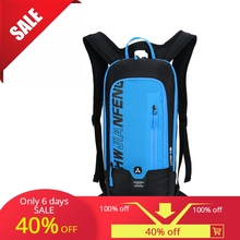 	Outdoor Cycling Anti-scratch waterproof breathable reflective mountain climbing space large nylon shoulder sports bag