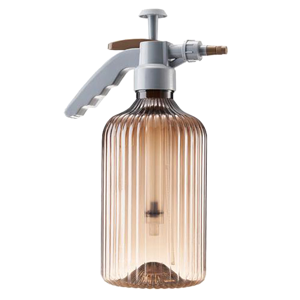 2 л пластик давление лейка банка декоративные вода спрей бутылка для дома