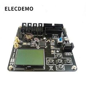 Image 1 - Juego completo de placa base DDS con todo tipo de módulos DDS en esta tienda. Botón de pantalla LCD AD9854/9954