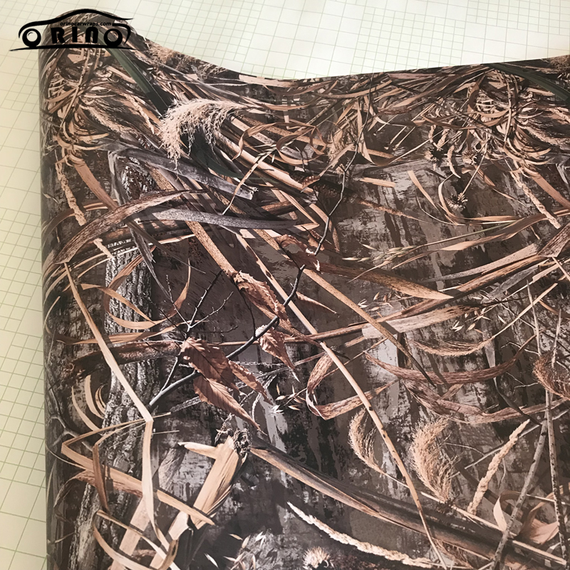 Shadow Grass Realtree Vinyl Wrap Sticker-2