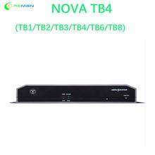 Contrôleur d'affichage led TB4 TB2 TB3 TB6 TB8, lecteur multimédia de la série novastar Taurus, Mode WiFi et commutation, meilleur prix