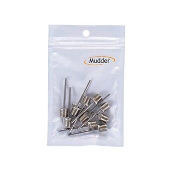 10pcs Basketball Soccer Ball Air Pump Inflatable Inflator Needles Basketball Needle Ball Pump Needle Pin Nozzle Sports
