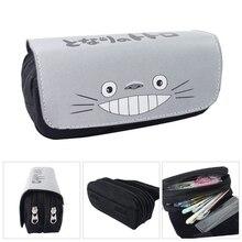 Bag Pencil-Case Totoro Japanese Makeup/storage-Bag Cosmetic/travel My Anime Neighbor