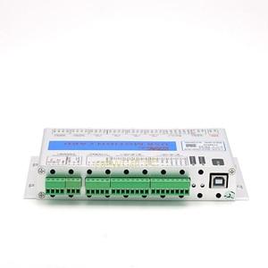 Image 4 - Mach3 Bộ Điều Khiển Bộ Xhc MKX V 2MHz USB Đột Phá Ban 3 4 6 Trục Điều Khiển Chuyển Động Thẻ Có Dây MPG mặt Dây Chuyền Tay LHB04B