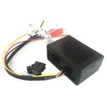 For Cayenne for Mercedes Benz/ML/GLR/W164/W251 AUX Car Optical Fiber Decoder Box Amplifier Adapter