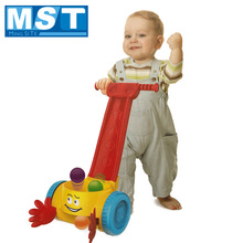 Early Learning Educational Baby Toys First Step Toddler Trolley Learn To Walk Mu