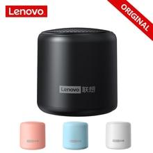 Lenovo L01 altoparlante Bluetooth altoparlante esterno portatile Mini colonna Stereo musica Surround Bass Box altoparlante Wireless impermeabile