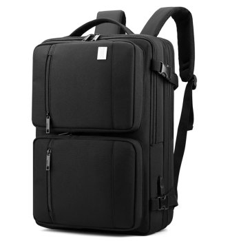 Waterproof Mens Travel Bag Fit 18 Inch Laptop Backpacks USB Multifunctional Backpack Large Capacity Back Pack Male Mochila Bags