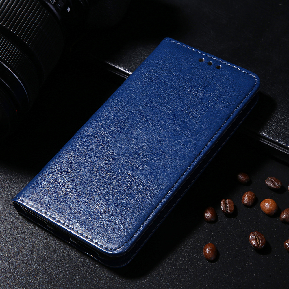 Coque pour Huawei Y7 2019 DUB LX1 LX2 L22 cuir Style classique portefeuille à rabat téléphone couvre pour Huawei Y5 Y6 Y7 Y9 Prime 2019 2018