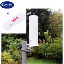 Unlocked New Huawei E8372 E8372h-153 with outdoor antenna  4G LTE 150Mbps 4G USB Modem Dongle 4G Carfi Modem