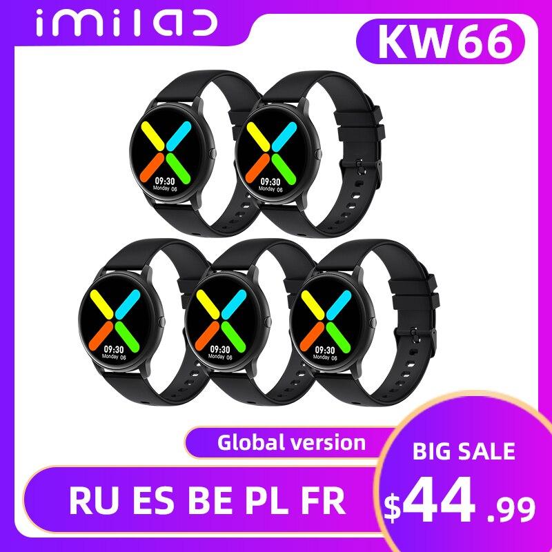 Permalink to Imilab Smart Watch Bluetooth 5.0 SmartWatch Heart Rate Sports Fitness Tracker IP68 smart watches for Men Women Sports Bracelet