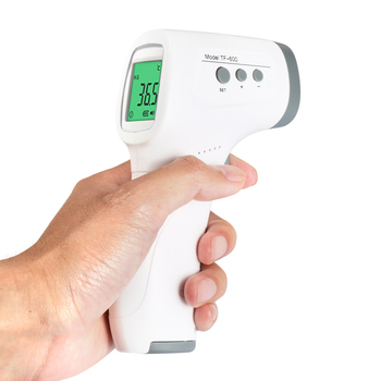Handheld Infrared Thermometer Temperature Meter Non-contact Forehead Measuring Adult Baby UYT Shop