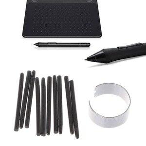 OOTDTY 10 шт. Графический коврик для рисования стандартная ручка перо Стилус для Wacom ручка для рисования