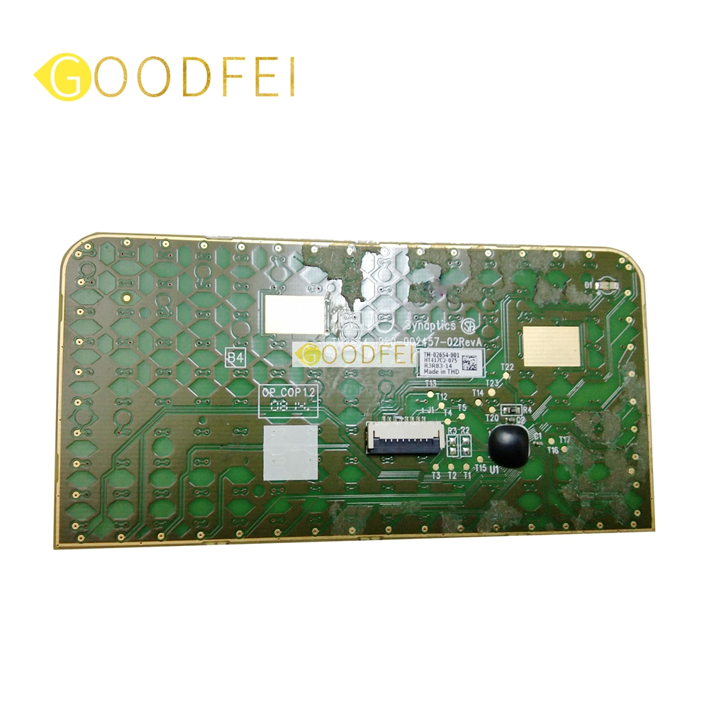 For HP ProBook 450 G2 455 470 G2 Touchpad Trackpad Click Button Left and Right R&L Key 920-002457-02 920-002457 PK37B00FF00 3