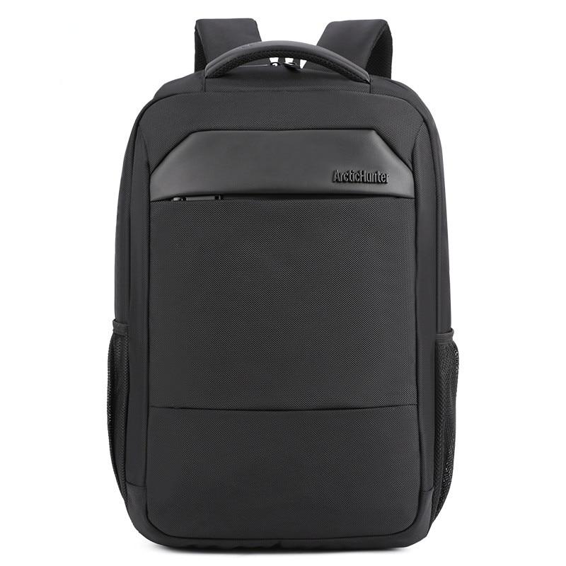 New Men's Backpack Nylon Waterproof Laptop Shoulder Bag Anti-Theft Multi-Function Travel Bags