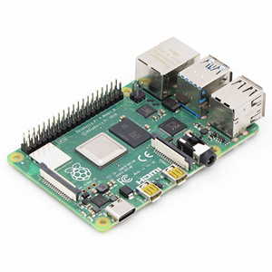 Image 5 - 4GB SDRAM Raspberry Pi 4 Model B BCM2711 Cortex A72 64 bit Quad core 1.5GHz SOC 2.4&5.0 GHz WiFi Bluetooth 5.0 Raspberry PI 4B