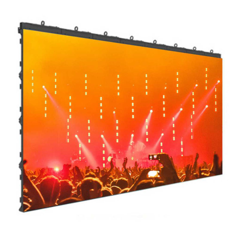P2.6 Hd Led Wall Screen Tv Full Color Smd Video Display Rgb Led Matrix Display
