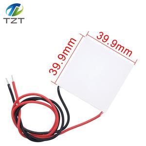Image 2 - 10 pièces TEC1 12705 refroidisseur thermoélectrique Peltier 12705 12V 5A cellules Peltier TEC12705 module peltier