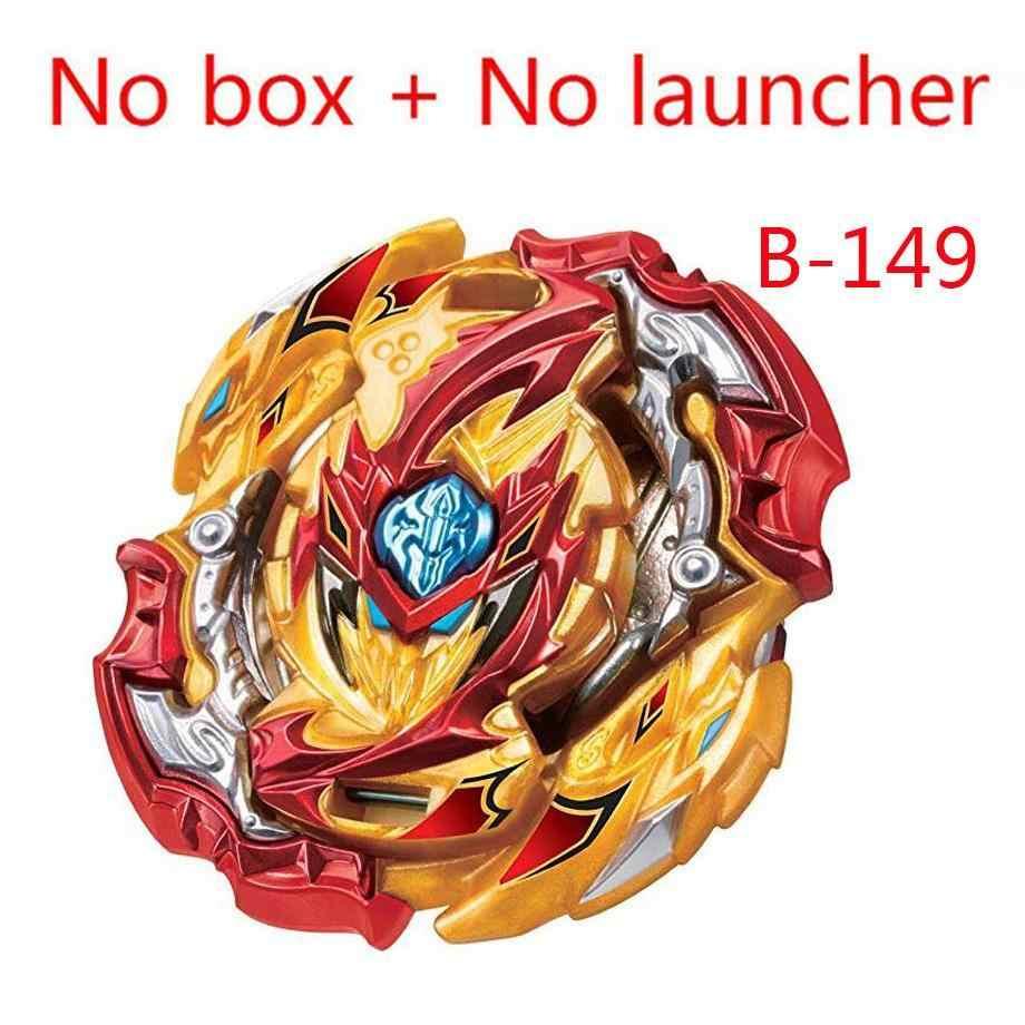Bayblade Burst GT B-150, elevador, Unión de Aquiles con regla Ripcord, iniciador, Bey Bays, Bable Blade, juguete para regalo de Navidad para niños