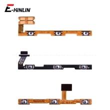 Interruptor de alimentación en OFF mudo silencioso botón de volumen cinta Flex Cable para HuaWei Y9 Y7 Y6 Pro Y5 primer GR5 2017, 2018, 2019 piezas