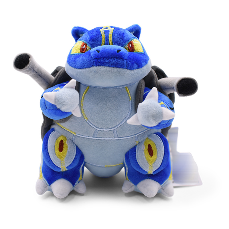 8'' 20CM Blastoise Kyogre Plush Toys Cartoon Baby Dolls  Soft Stuffed For Children Birthday Gifts