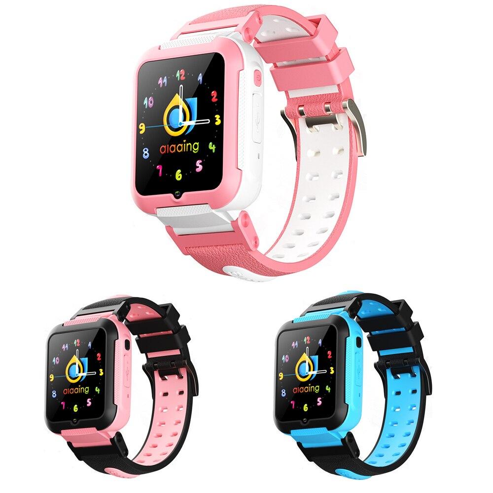 2019 E7 Детские умные часы, 4G, gps, Wi Fi, отслеживание видео звонков, SOS, голосовой чат, детские часы, уход за ребенком, мальчик, девочка, умные часы