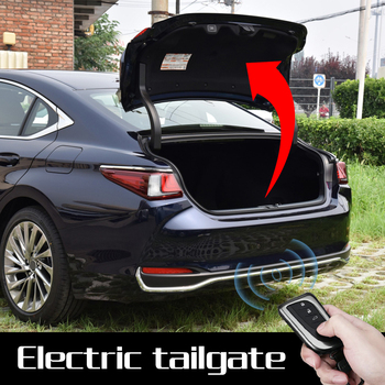 Electric tailgate for LEXUS ES intelligent remote control tail door box open automatic power tailgate lift Lock give foot sensor