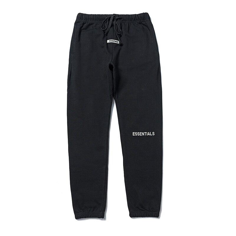 2020 Fog Essentials Logo Printed Women Men Jogger Pants Sweatpants High Quality  Streetwear Loose Fit Men Casual Pants