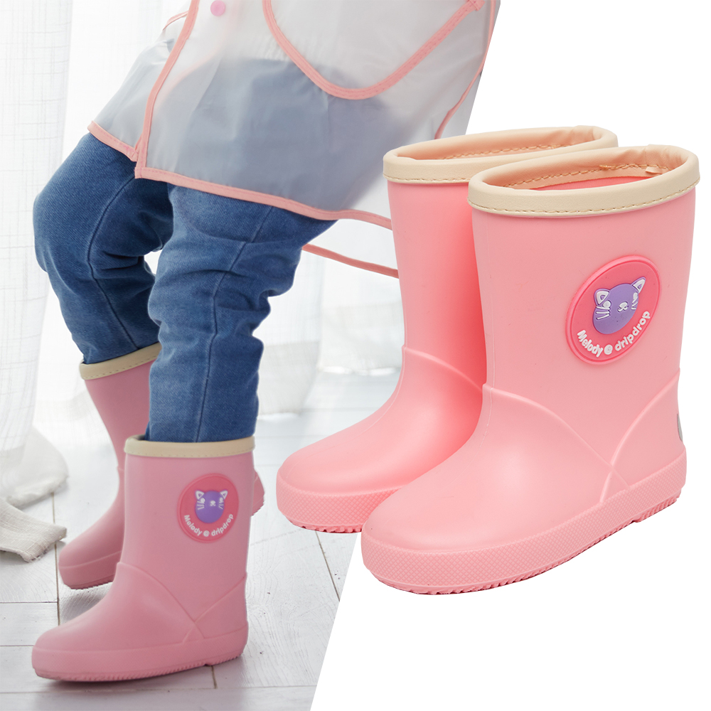 Boots Shoes Rain Boots Kids Waterproof Mid-calf Toddler Rain Boot Shoes For Girl Baby Boy Shoes Cute Cartoon Panda Penguin