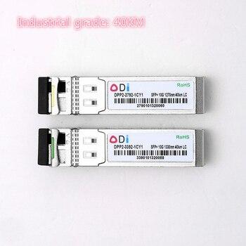 SFP 10G LC 40KM 1270nm/1330nm Industrial grade Single Fiber SFP Optical Module SFP Transceiver   Industrial grade -40-85 Celsius