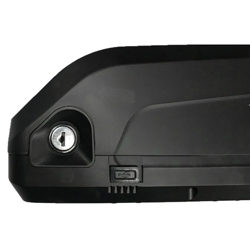 Лидер продаж Электрический велосипед Батарея чехол Пластик для E-BIKE Батарея держатель