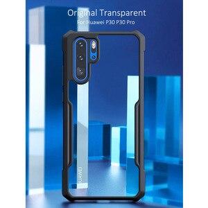 Image 3 - Voor Huawei P30 Pro Case Xundd Silicon Airbags Shockproof Telefoon Cover Funda Voor Huawei P40 Pro Case Bedrijvengids Cover Чехол
