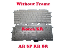 KR AR SP BRแป้นพิมพ์สำหรับLG 13Z930 13Z930 G 13Z935 13Z935 G LG13Z93 Z360 Z360 G Z360 L Z360 M ZD360 ZD360 G LGZ36 เกาหลีบราซิล
