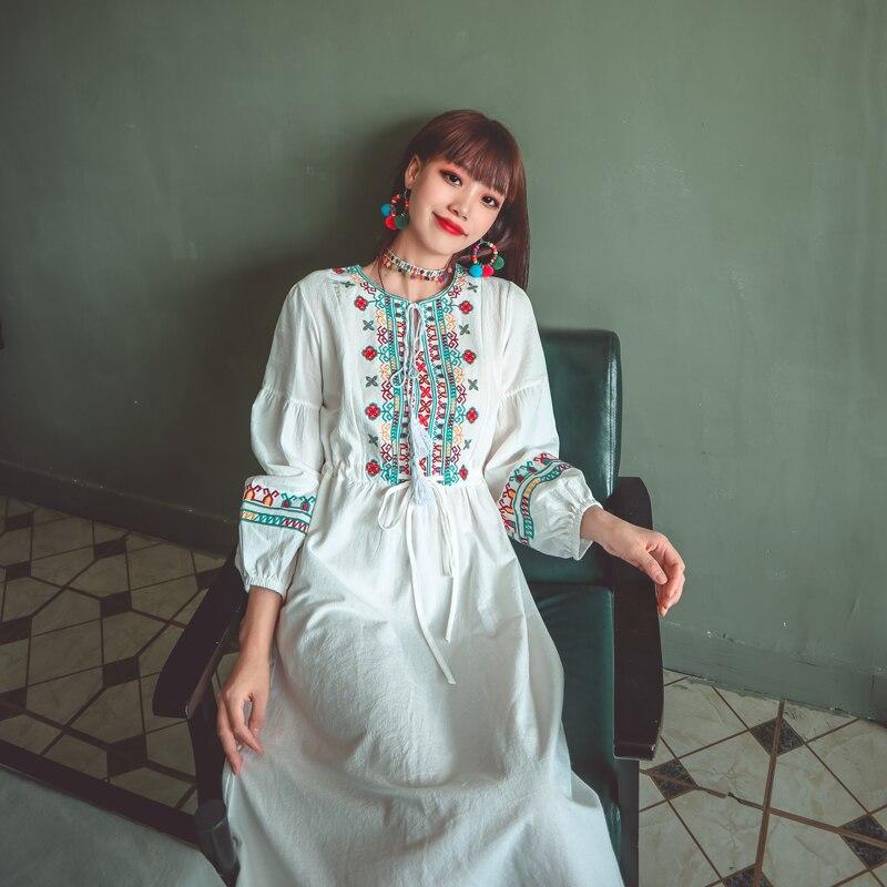 Skirt Holiday Clothes Women's Ethnic Indian Pakistani Dress Women's Desert Skirt Bohemian National Style Traditional Clothing