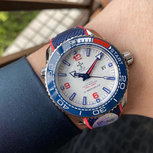 OMG The 36th America's Cup Watch AAA Quality Full Stainless Steel Automatic Mechanical Wristwatches Mens Clock Men's Gifts Reloj