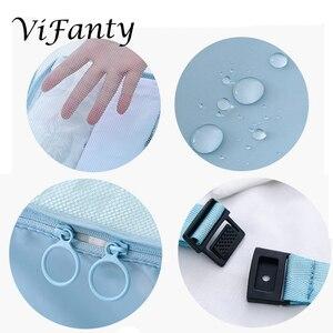 Image 5 - Vifanty 6 ชุดก้อนบรรจุ,ขนาดต่างๆกระเป๋าเดินทางพร้อมกระเป๋า