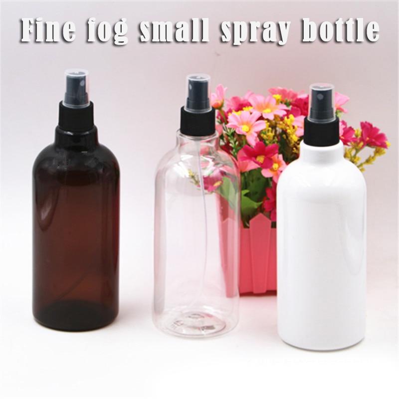 garrafas finas do pulverizador da nevoa 500ml garrafa plastica vazia recarregavel do curso para o removedor