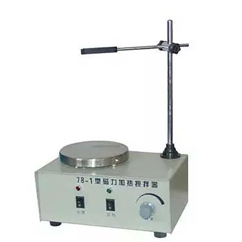 Magnetic Stirrer Hotplate With Heating Plate 78-1 Digital Laboratory Magnetic Mixer AC 110V/ 220V, Max 1000m, Stepless Speedl