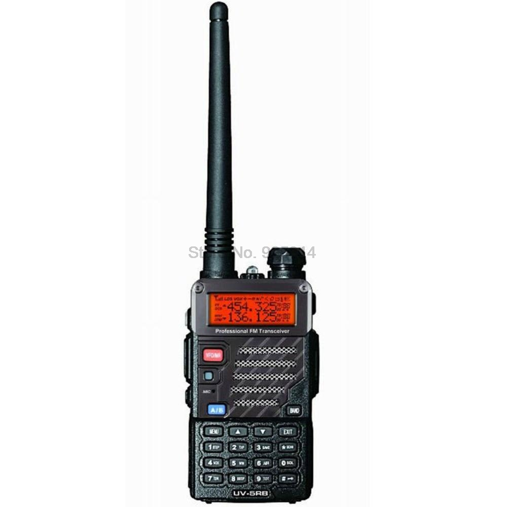 Dual-Band-Radio BAOFENG UV-5RB 136-174/400-520MHZ 5r-Plus 30pcs By-Dhl-Or-Ems New-Version