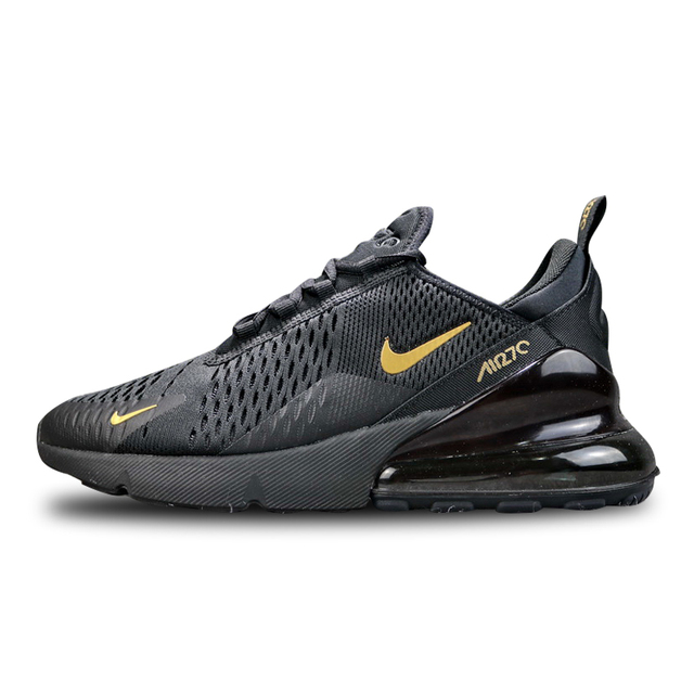 Original authentic Nike Air Max 270 men's running shoes outdoor colorful sneakers lightweight breathable shoes AH8050-006
