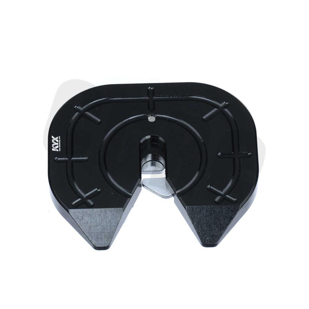 RC Mobil Logam Coupler Grinding Discs untuk 1/14 Tamiya Derek Drag Truk Trailer 3363 56348 56352 Actros Scania R620 Upgrade bagian