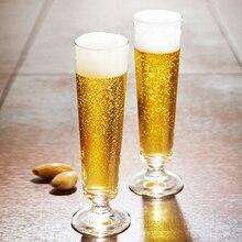 Бельгия дюробор Дортмунд Пилснер стеклянные фужеры дизайн пивной Кубок ремесло чашка для заварки Lindemans Steins кружка пивной-стеклянный стакан для питья es