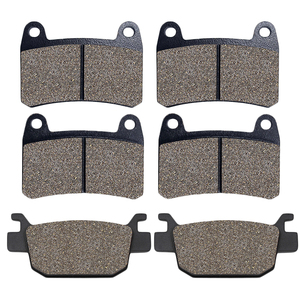 Motorcycle Front Rear Brake Pads for Benelli 300 BJ300GS BJ300 BN300 TNT300 TNT 300 BN 302 BN302 TORNADO STELS 300 Keeway RKX300(China)